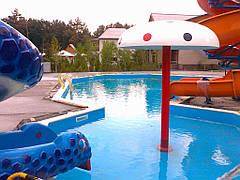 Строительство мини-аквапарка в загородном отеле 7