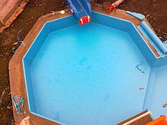 Строительство мини-аквапарка в загородном отеле 10