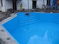 Строительство мини-аквапарка в загородном отеле 12