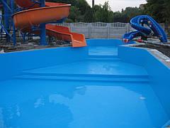 Строительство мини-аквапарка в загородном отеле 13