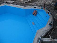Строительство мини-аквапарка в загородном отеле 14