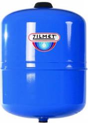 """Розширювальний бак Zilmet HYDRO-PRO для систем водопостачання 18 л 3/4""""G Ø270 H=349 мм"""