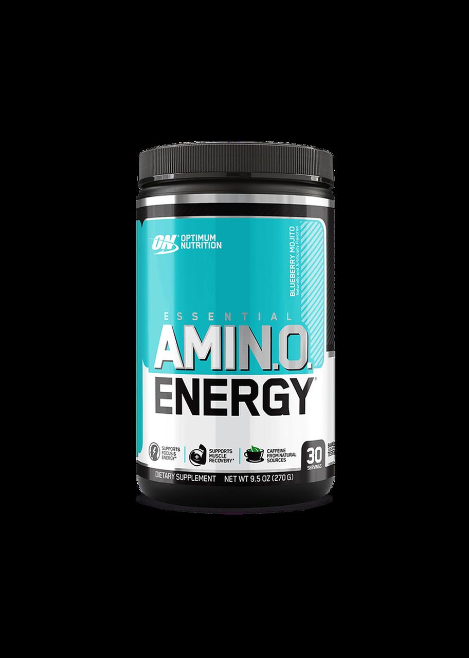 Передтренувальний комплекс Amino Energy Optimum Nutrition 270 г