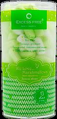 Маршмеллоу  Excess  Excess Free™ Зеленое Яблоко (65 грамм)