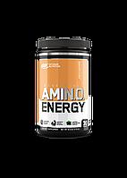 Передтренувальний комплекс Amino Energy Optimum Nutrition 270 г, фото 3
