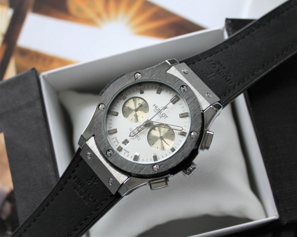 Наручний годинник Hublot Big Bang black&white