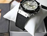 Наручний годинник Hublot Big Bang black&white, фото 7