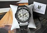 Наручний годинник Hublot Big Bang black&white, фото 9