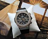 Наручные часы Hublot Big Bang black&silver, фото 3