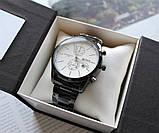 Мужские наручные часы Hugo Boss black&white, фото 3