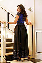 Платье с сеткой на юбке | Фабиана lzn, фото 2