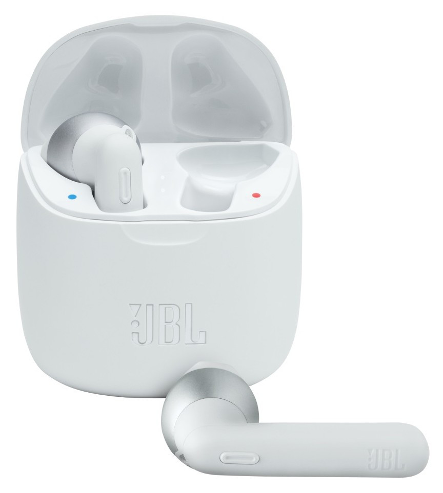 Bluetooth-гарнітура JBL Tune 225TWS White (JBLT225TWSWHT)