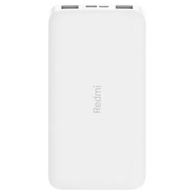 Зовнішній акумулятор (Power Bank) Xiaomi Redmi White 10000 mAh