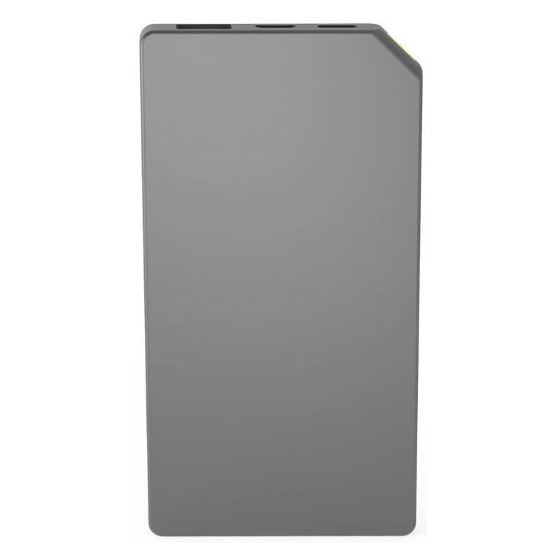 Зовнішній акумулятор Power Bank Allocacoc 5000mAh Grey