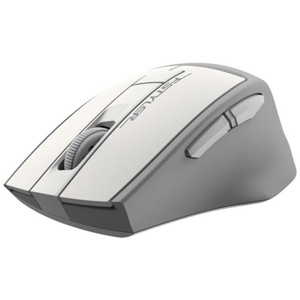 Мишка A4tech FG30 White