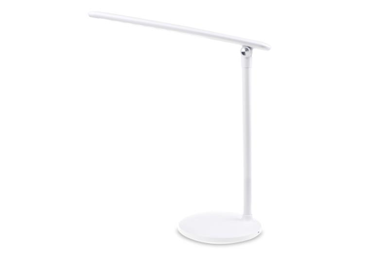 Лампа настільна LED ColorWay CW-DL02B-W White