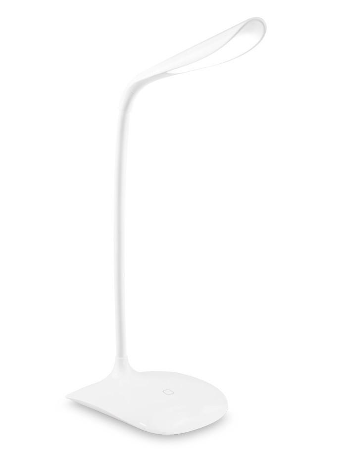 Лампа настільна LED ColorWay CW-DL06FPB-W White