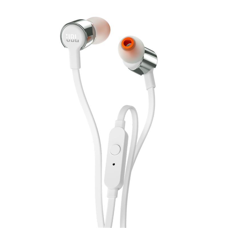 Навушники JBL T210 Gray (JBLT210GRY)