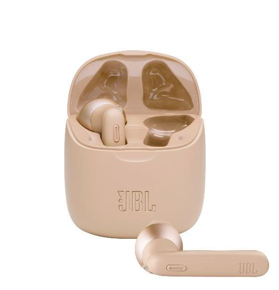Навушники JBL T225TWS Gold (JBLT225TWSGLD)