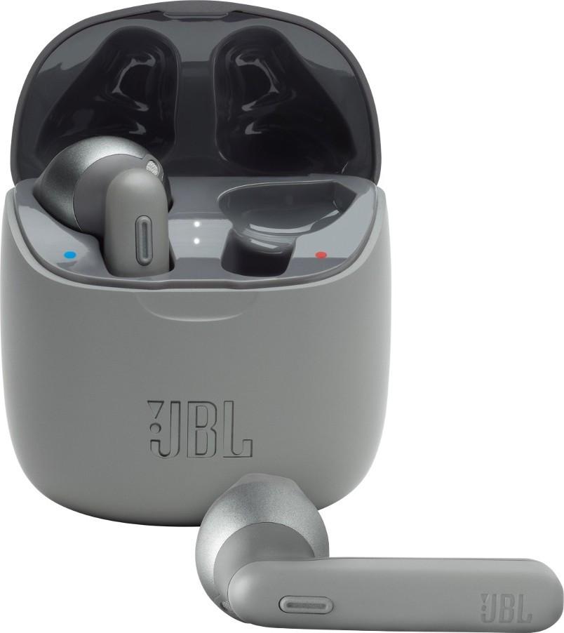 Навушники JBL Tune 225TWS Grey (JBLT225TWSGRY)