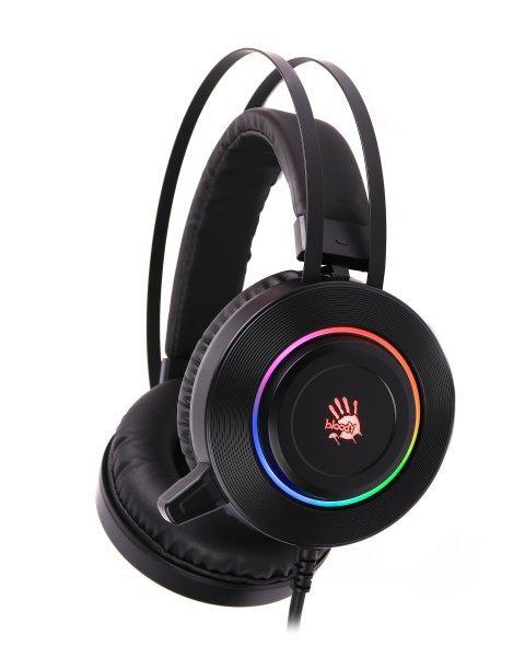 Навушники A4-Tech Bloody G521 Black/Gray