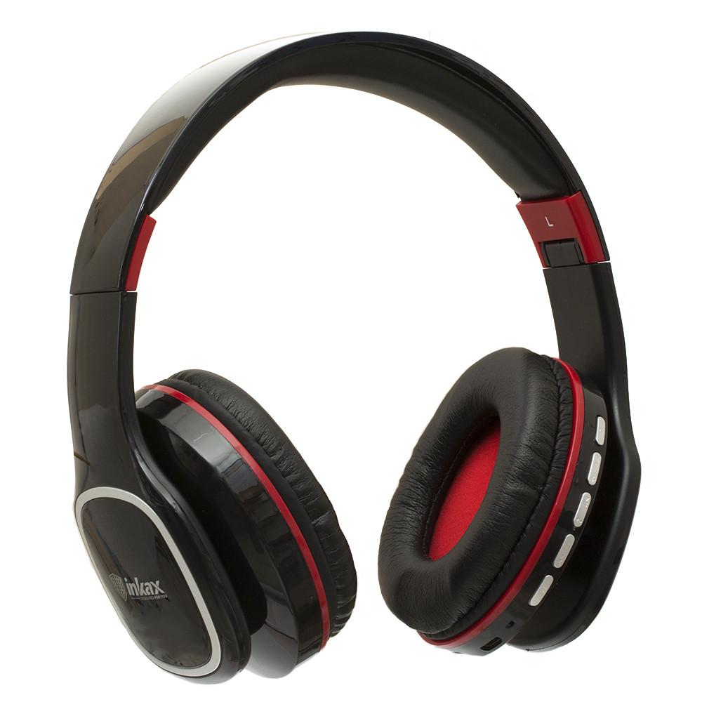 Навушники Inkax HP-07 Foldable Black