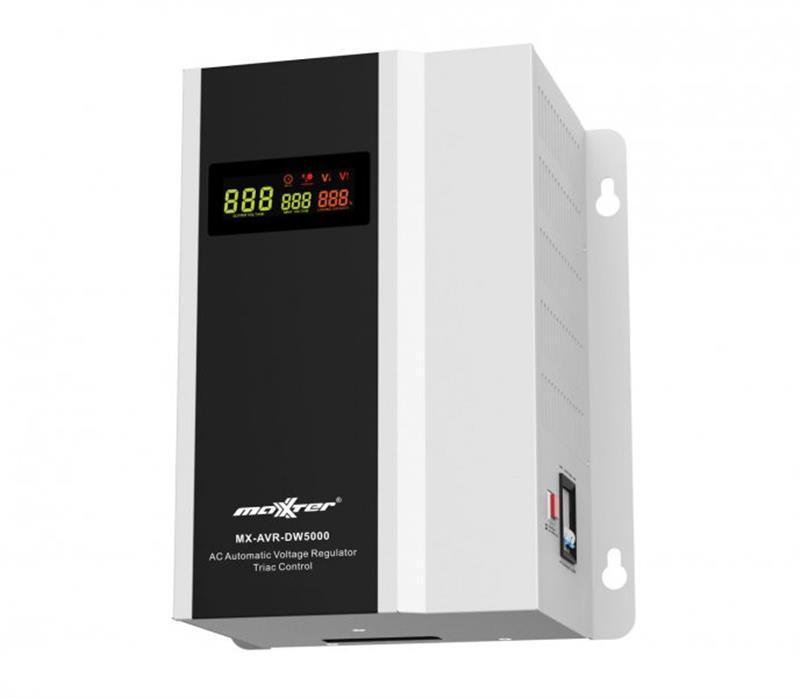 Стабілізатор напруги Maxxter MX-AVR-DW5000-01 5000VA