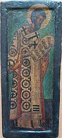 Икона Иоанна Златоуста 17 век Россия