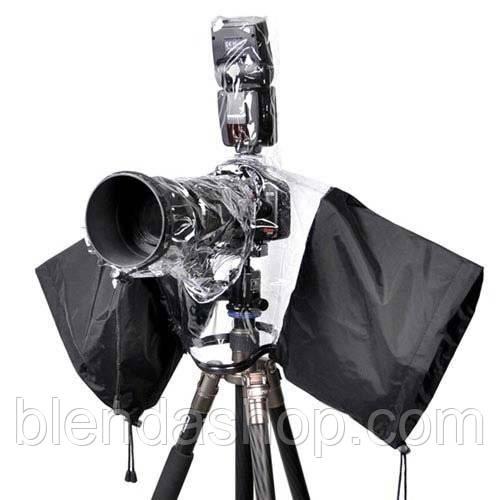 Дождевик для зеркальной камеры, фото 1