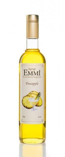 Сироп Эмми (Емми) Ананас 700 мл (900 грамм) (Syrup Emmi Orange 0.7)
