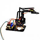 Навчальний набір Keyestudio - роботизована рухома рука для Arduino, фото 3