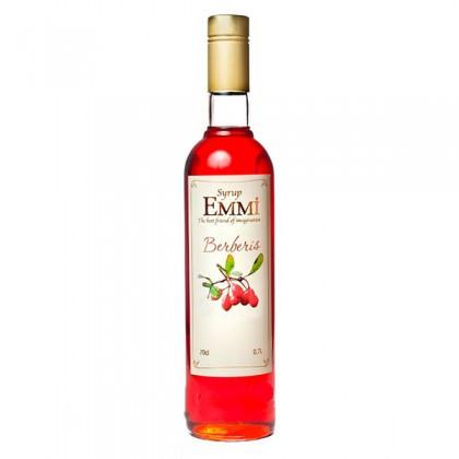 Сироп Еммі Барбарис 700 мл (900 грам) (Syrup Emmi Barberry 0.7)
