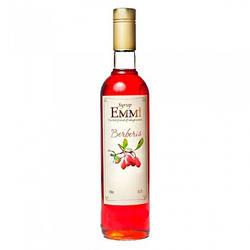 Сироп Эмми (Емми) Барбарис 700 мл (900 грамм) (Syrup Emmi Barberry 0.7)