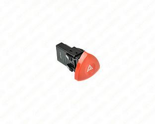 Кнопка аварийной сигнализации на Renault Trafic II 2001->2014 - NTY-AJS Parts - EWS-RE-007