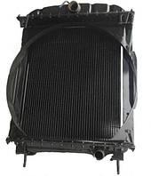 Радиатор водяного охлаждения ЮМЗ с двиг. Д-65 (4-х рядный)