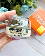 BioAqua Effect Whitening Cream крем для лица отбеливающий с клюквой 30 мл