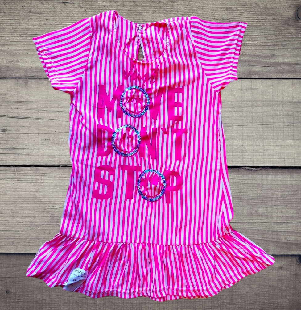 Платье-туника MOVE DONT STOP размеры 28,30,32
