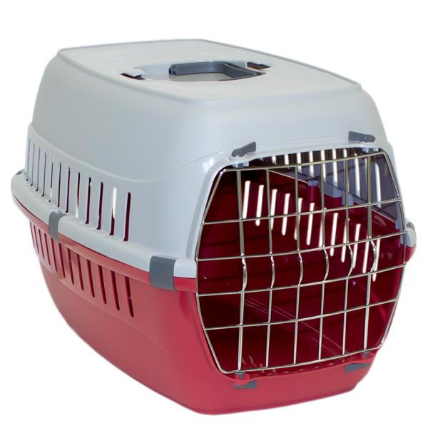 Moderna МОДЕРНА РОУД-РАННЕР 2 переноска для собак с металлической дверью, 58х35х37 см