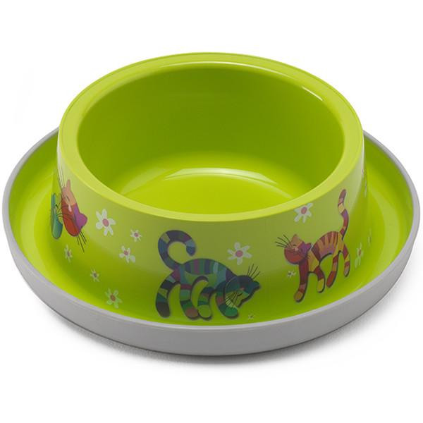 Moderna Trendy Dinner №1 Friends Forever МОДЕРНА миска для кішок, захист від мурашок, пластик,