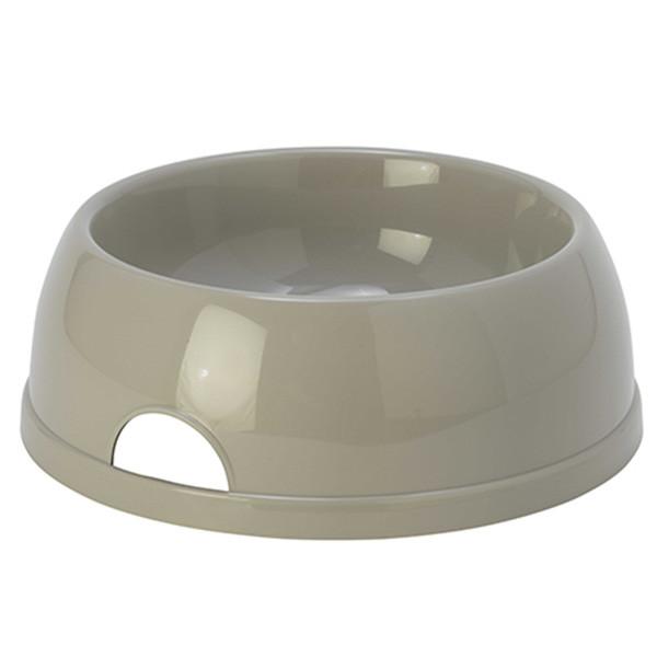 Moderna МОДЕРНА ЕКО №4 миска для собак, пластик, 2450 мл, d-23 см