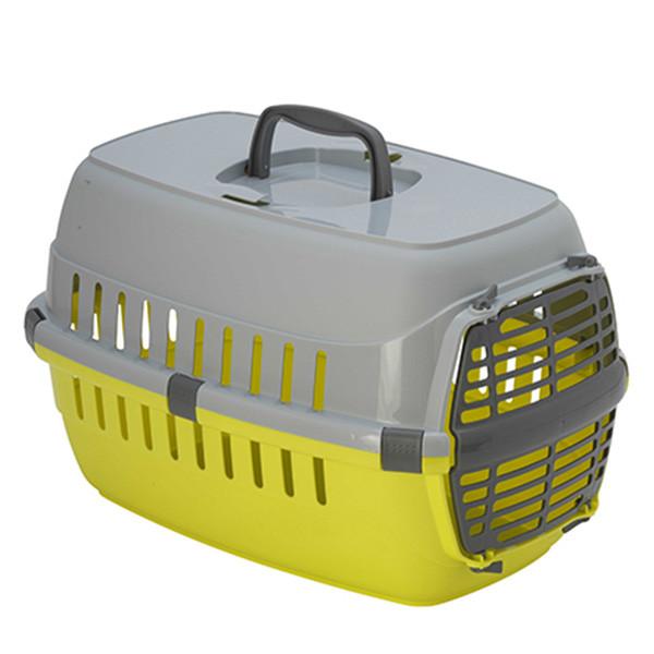 Moderna Road Runner МОДЕРНА РОУД-РАННЕР 1 переноска для собак и котов, пластиковая дверь, 48.6х32.3х30.3 см