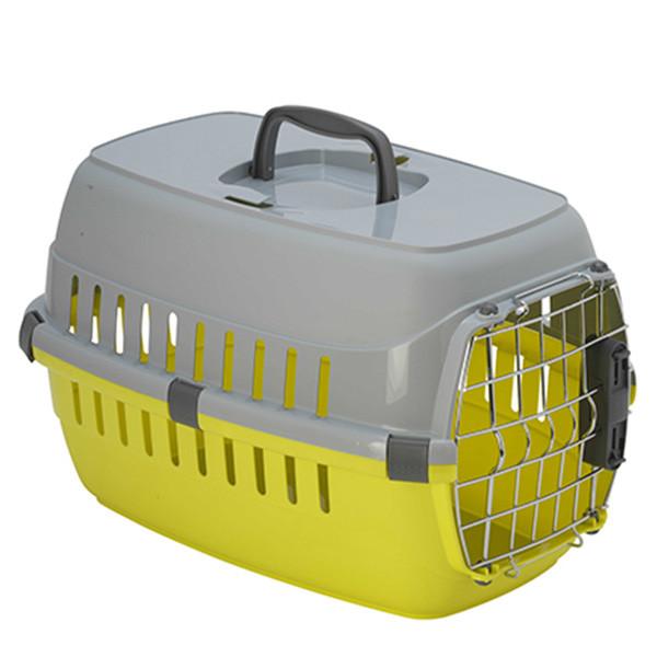 Moderna Road Runner МОДЕРНА РОУД РАННЕР 1 переноска для собак и котов, металлическая дверца с замком,