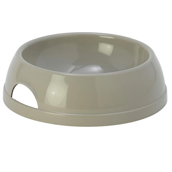 Moderna МОДЕРНА ЭКО №2 миска для собак, пластик, 770 мл, d-17 см