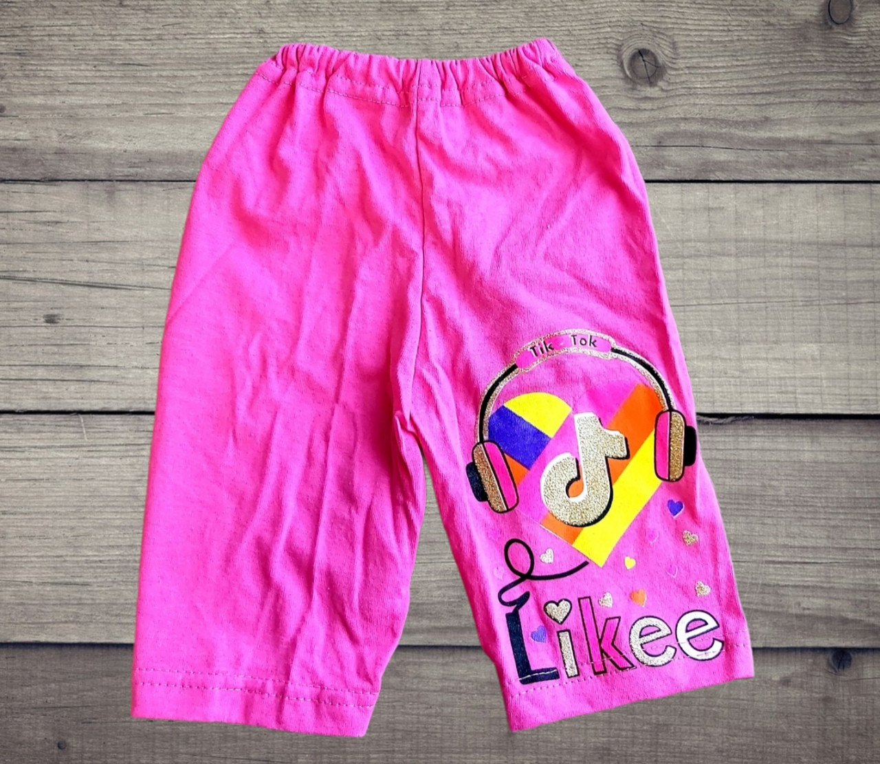Детские розовые трессы на девочку из кулира #LIKEE