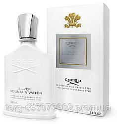 Парфюмированная вода унисекс Creed Silver Mountain Water, 100 мл. оригинальное качество!