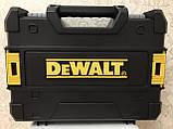 Гайковерт аккумуляторный ударный безщеточный DeWalt (24V/4А) два акб в кейсе., фото 5