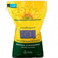 Классические семена подсолнечника Альзан , ALFA Seeds, простой высокоолеиновый подсолнух