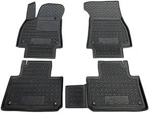 Полиуретановые (автогум) коврики в салон Audi E-Tron 2020- |Ауди Е-Трон