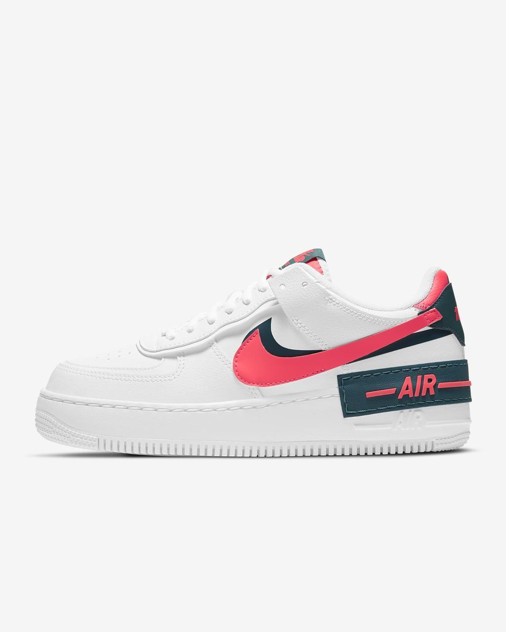 Кроссовки Nike Air Force 1 Shadow DB3902-100 36(22.5см) 5.5(US)