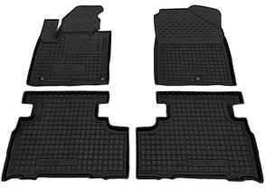 Авто килимки в салон Kia Sorento / КІА Соренто - 2015+ (5 місць)